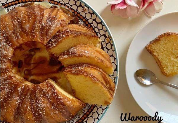 كيكة الكيري Recipes Food Breakfast