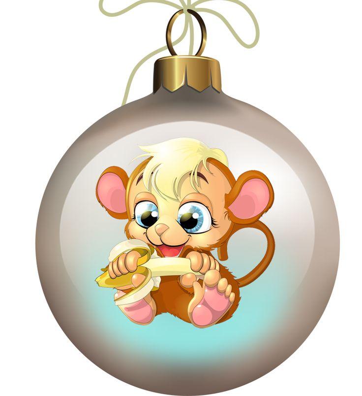 Открытки символ года обезьяна, дню энергетика