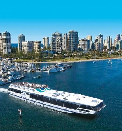Wyndham Cruise tour along the Gold Coast