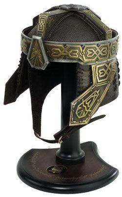 Gimli's helm. Love it!