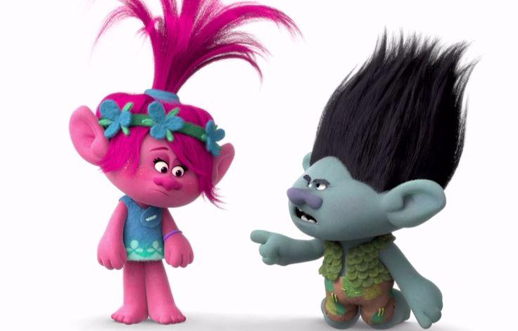17 B 228 Sta Bilder Om Trolls P 229 Pinterest Musica Shrek Och