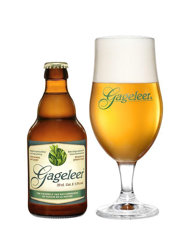 Gageleer - Proefbrouwerij Lochristi, België Beoordeling GGOB: 6,1. Eigen beoordeling: 5