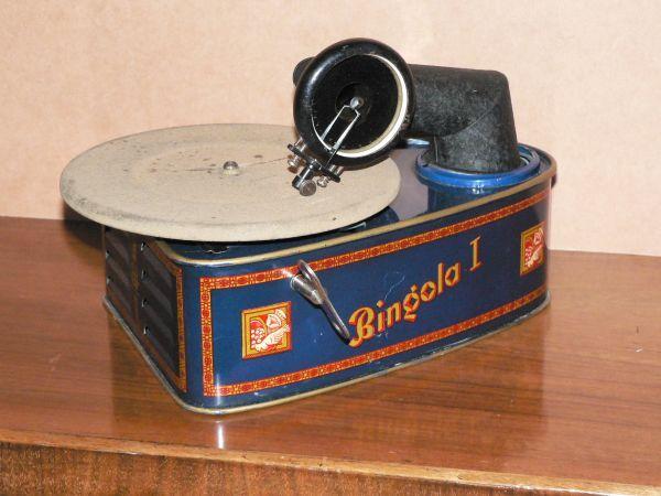 Grammophon - Geräte - Deutsches Grammophon & Schellackplatten Forum