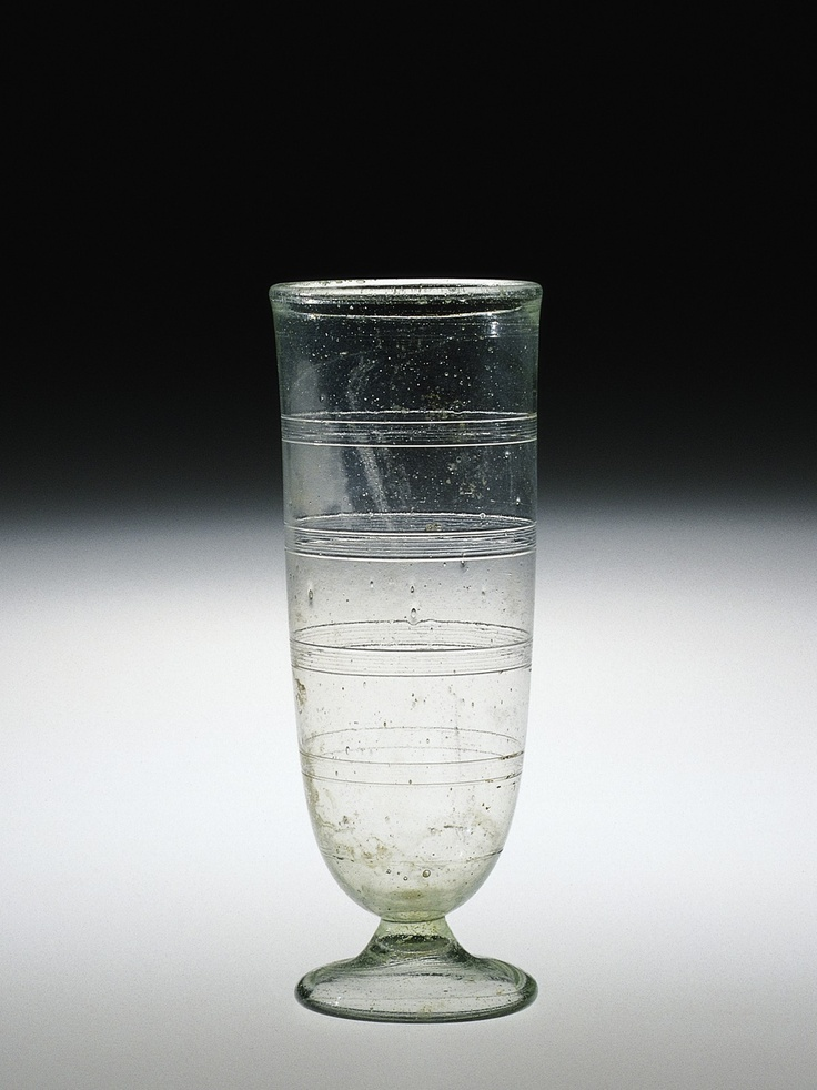 Roman Glass: Flute, 200-299 | Corning Museum of Glass