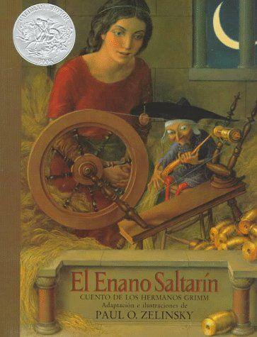 Enano Saltarin, El (Spanish Edition) by Jacob Grimm https://www.amazon.com/dp/0525449035/ref=cm_sw_r_pi_dp_x_m8w6xb9S28A7N