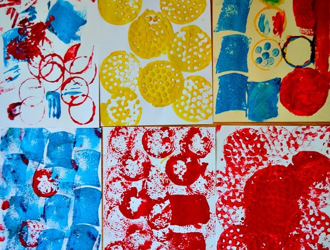 17 best images about texture projects for kids on for Painting projects for kids
