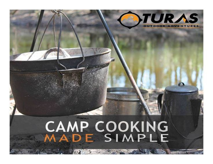 Camp Cooking Made Simple