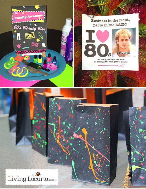Best 25 80s theme ideas on pinterest 80s party 80s for 80 s table decoration ideas