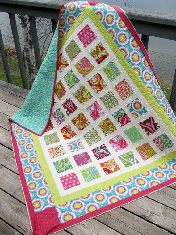 Love this Amy Butler quilt!