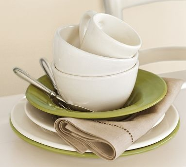 Potterybarn Sausalito Dinnerware Dining Room & Tableset and Tableware - Castrophotos