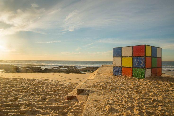 Euclidean Lands Brings Castle Defense to a Rubik's Cube World
