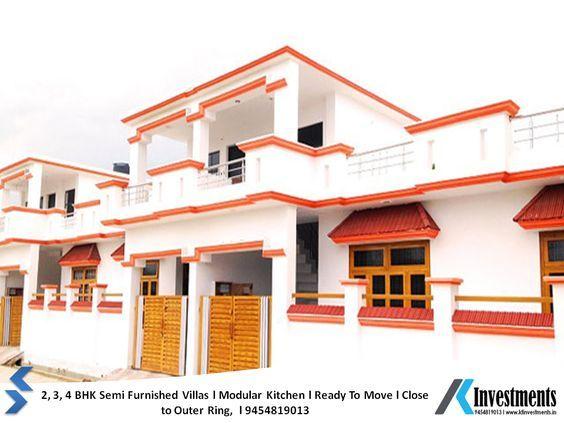 3BHK Villas in Jankipuram, Modular Kitchen, Semi-Furnished, Prime Location, अपने  सपनो को आकार दे।  इन्वेस्ट करे आज अपने कल के लिए #ResidentialPlot #ForSale in #Lucknow. Preferred #Realestateagent in #Lucknow l #Smart_City_Lucknow