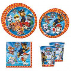 Paw Patrol Standard Party Packs (For 16 Guests)