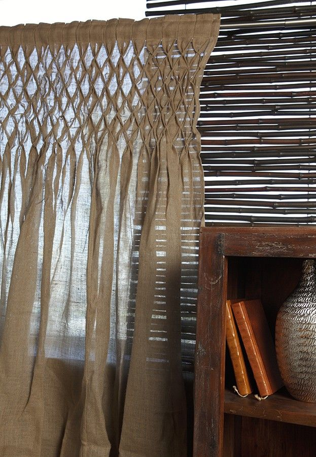 17 Best Images About Jute And Curtains On Pinterest