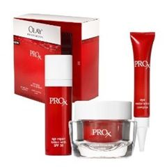 Olay ProX Anti-Aging Starter Kit  Review #skin #skincare #beauty http://www.beautyandfashiontech.com/2009/03/review-olay-prox-anti-aging.html
