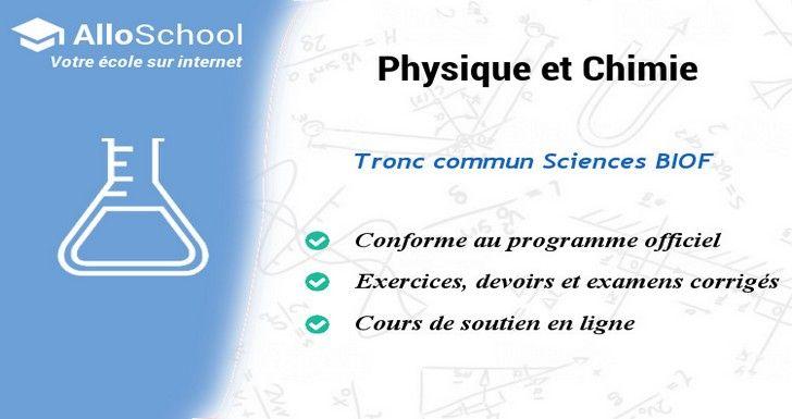 Le Principe D Inertie Corrige Serie D Exercices Alloschool Lesson Songs Map