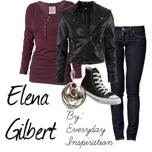 elena gilbert - I'm watching vampire diaries at the moment...I'm a tad obsessed.
