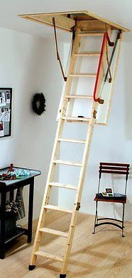 Loft hatch and ladder kit