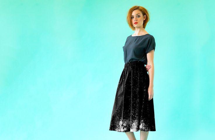Leap Skirt : Astronomical