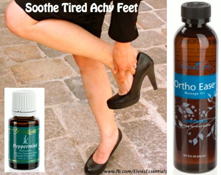 best treatment for tired feet