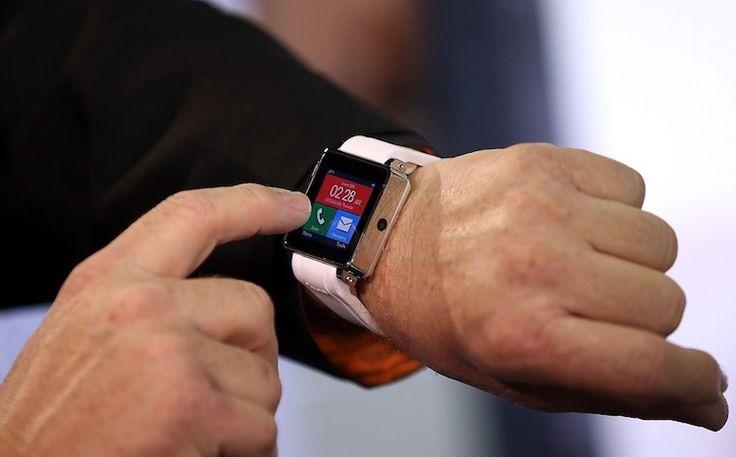 reloj-wearables Las llamadas ahora se hacen con wearables gracias a Ericsson