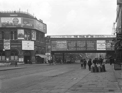 Camden Station 1920s from Railway Heritage Trust