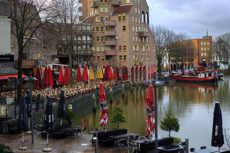 Rotterdam by Chuprovart