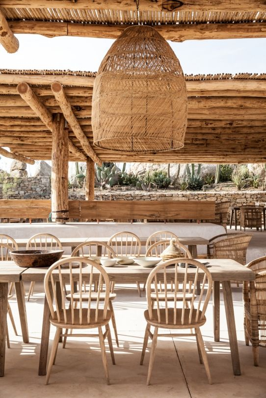 The new beach club and restaurant to try in Mykonos - Vogue Living