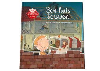 Boekenhoek: een huis bouwen