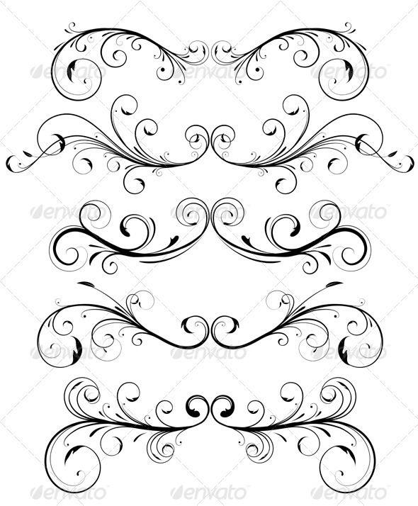 7 best free vector images images on pinterest swirls free vector images and swirl design. Black Bedroom Furniture Sets. Home Design Ideas