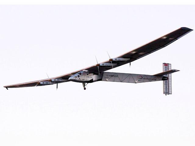 Slideshow : Solar Impulse 2 successfully departs from Hawaii - Solar Impulse 2 successfully departs from Hawaii - The Economic Times