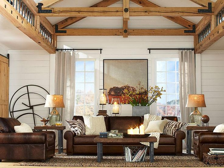 Room decorating ideas room d cor ideas room gallery pottery barn home pinterest great for Pottery barn living room ideas pinterest