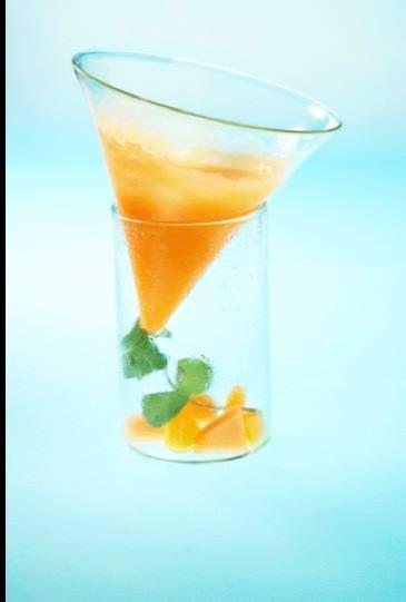 Vertus et recettes de melon
