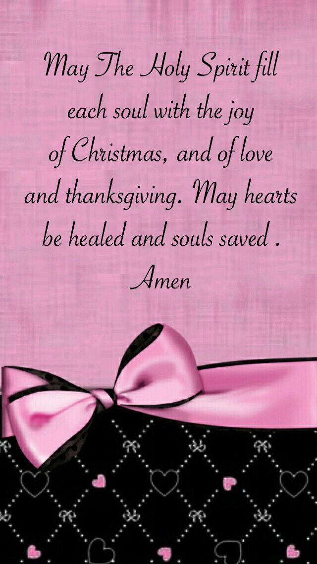 In Jesus' Name, Amen!