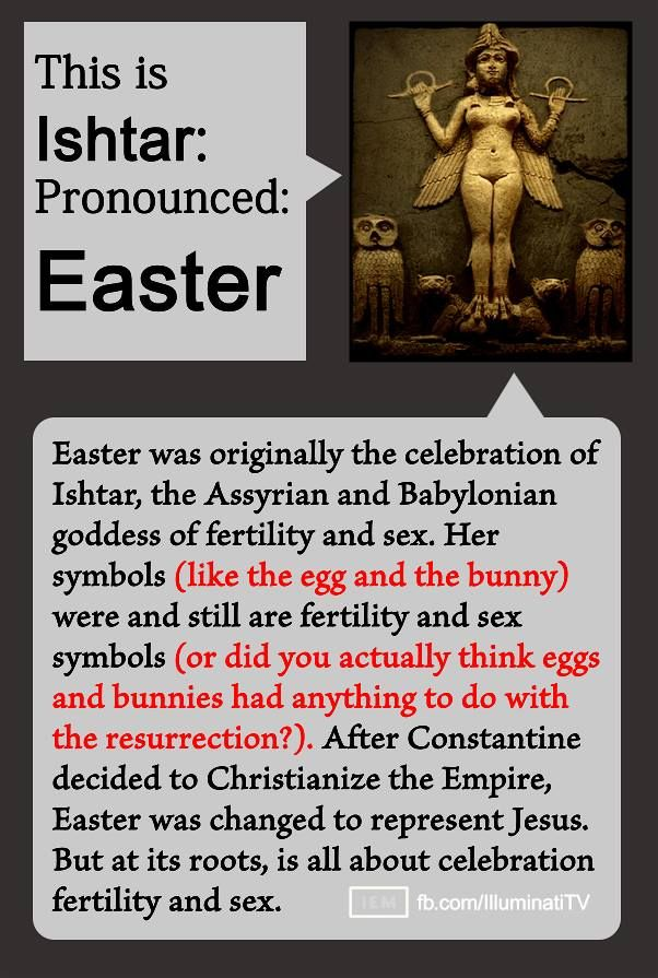 Easter. Funny