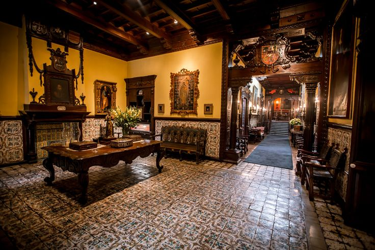 8 best tasting menu in lima s oldest mansion casa aliaga