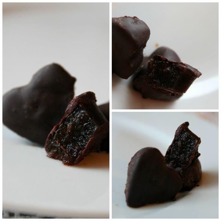 Lakris - sjokolade...