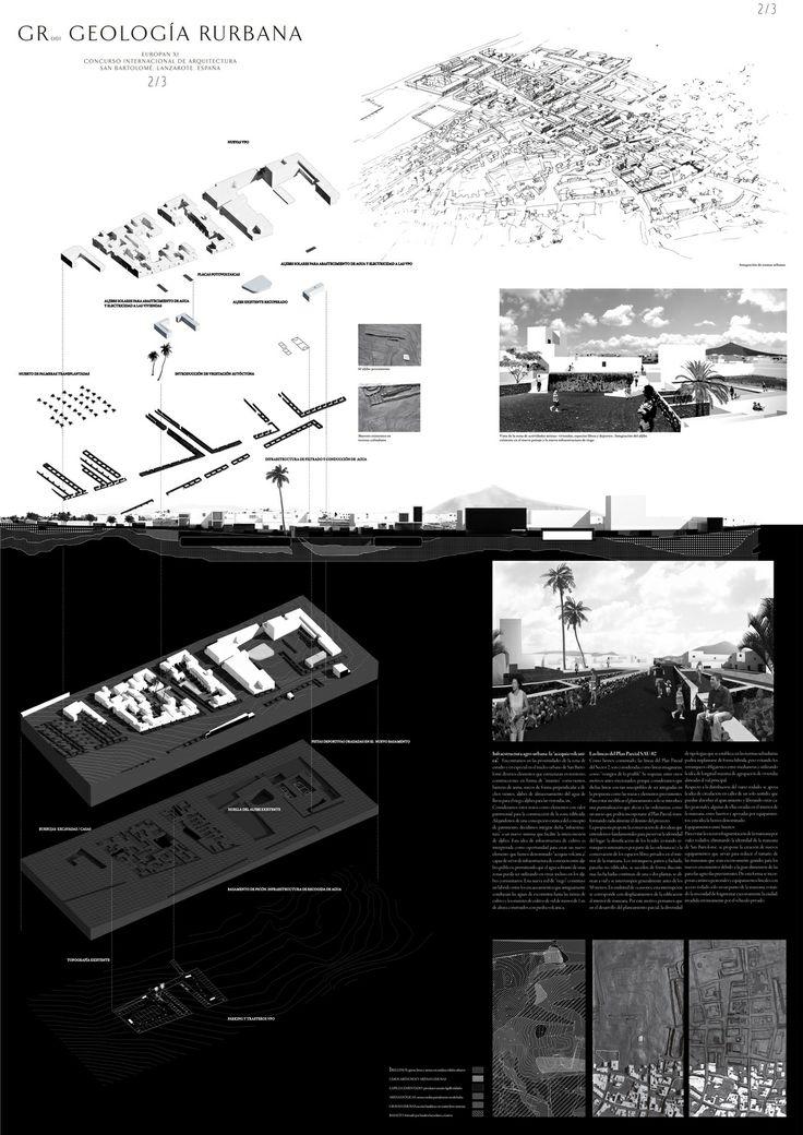 Mejores 188 im genes de template layout en pinterest - Paginas de arquitectura y diseno ...
