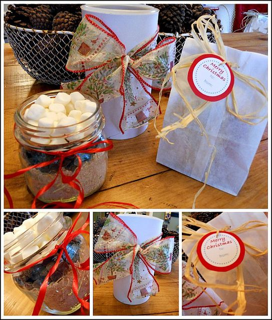 Homemade Hot Chocolate Mix - I am going to use all of those Crystal Light containers I have been saving to package this mix in for Christmas gifts!