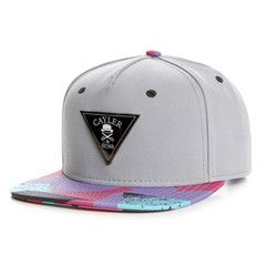 Casquette snapback cayler and sons Andre 2 tone