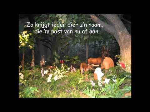 lied over Adam en namen geven