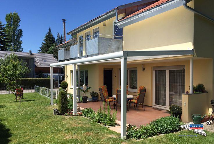 192 besten alu terrassen berdachung rexopremium kundenbilder bilder auf pinterest. Black Bedroom Furniture Sets. Home Design Ideas