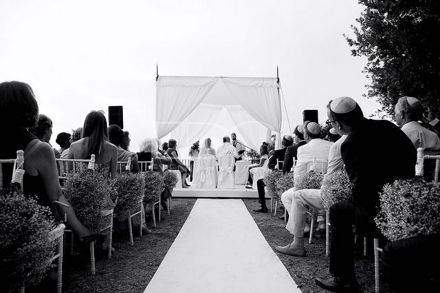 Luxury Jewish Wedding - Matrimonio Rito Ebraico - Eventi di Classe - Rosy Fusillo