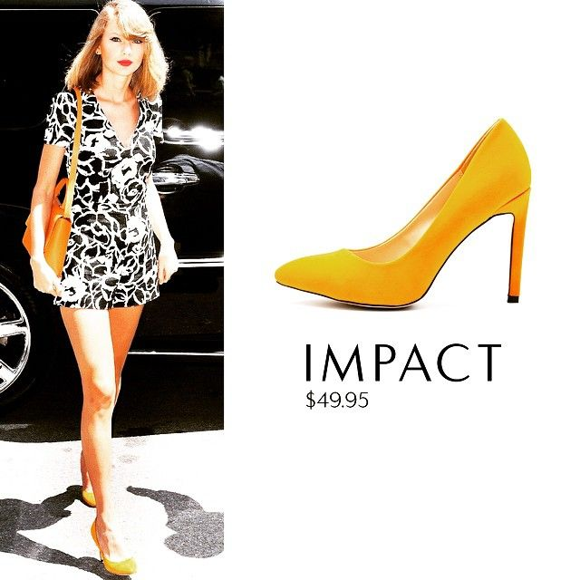 Impact heels at Novo Shoes