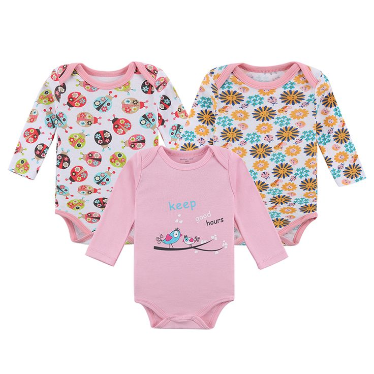 We are proud to showcase our fresh-off-the-drawing-board range of goodies.   Like and Tag if you like this 3 pcs/lot Long Sleeve Cartoon Print Baby Rompers (Unisex).  Tag a friend who would appreciate our amazing range of babywear! FREE Shipping Worldwide.  Why wait? Buy it here---> https://www.babywear.sg/3-pcslot-cute-babies-rompers-baby-boys-girls-clothes-long-sleeve-cartoon-print-romper-newborn-jumpsuits-infant-baby-costume/   Dress up your baby in quality clothes today!    #bibs