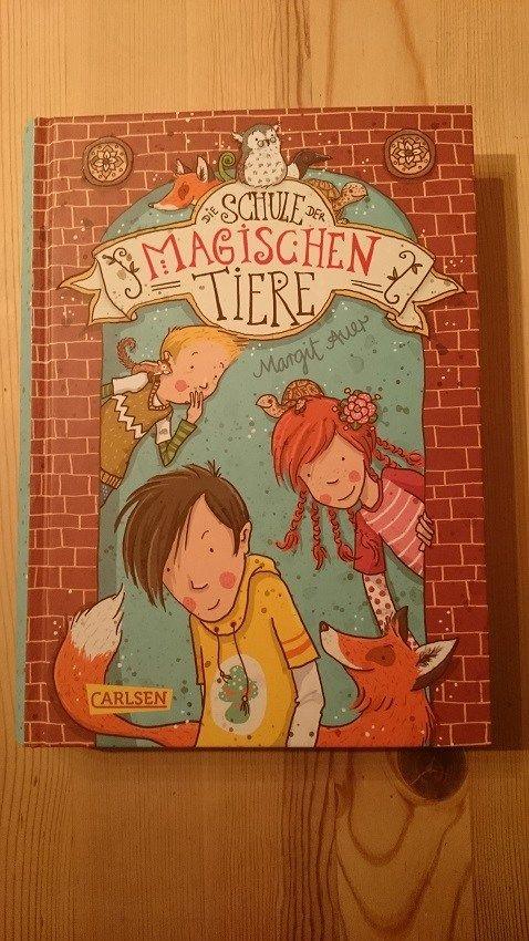 """Cover """"Die Schule der magischen Tiere"""""""