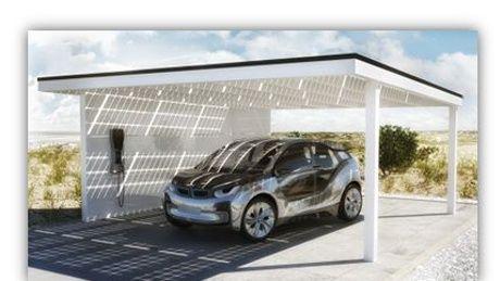 solarcarport carport pinterest garajes. Black Bedroom Furniture Sets. Home Design Ideas