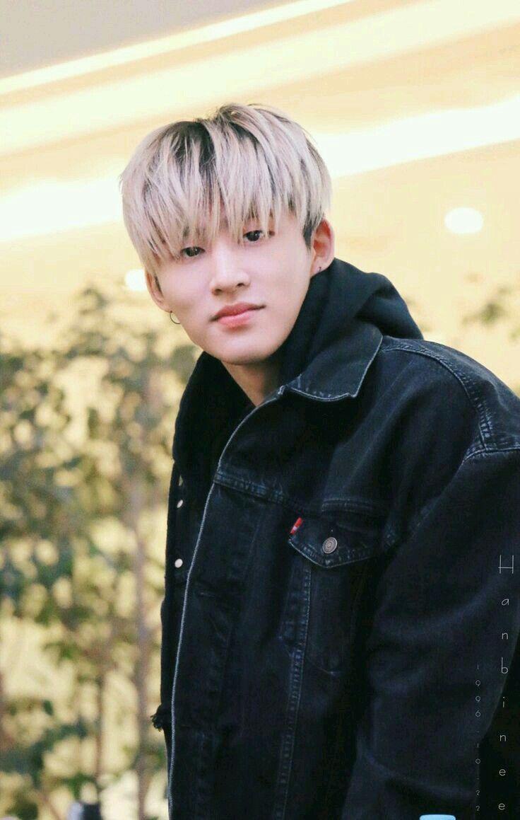  Kim Hanbin  B.I.