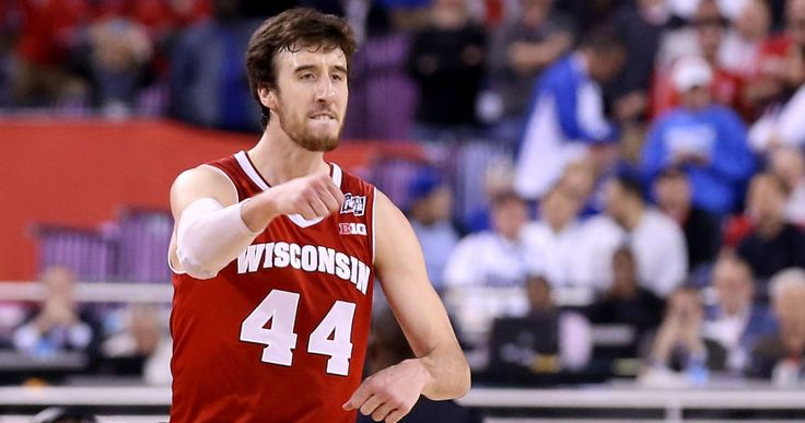 Ex-Wisconsin basketball stars Frank Kaminsky and Sam Dekker had strong reactions to the Badgers' NCAA Tournament win vs. No. 1 Villanova.