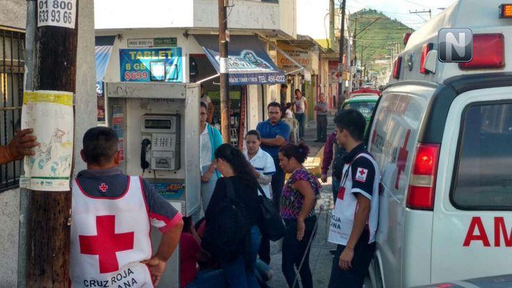 Fulminante muerte en la calle sufre médico de Farmacias Similares en Tepic | El…